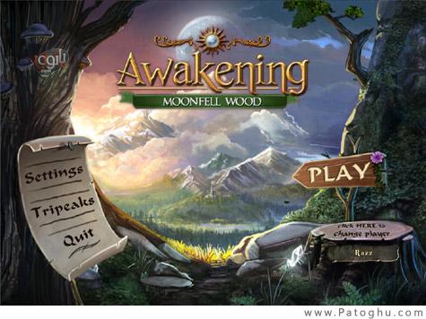 دانلود بازی زیبا و کم حجم Awakening: Moonfell Wood (قابل حمل)